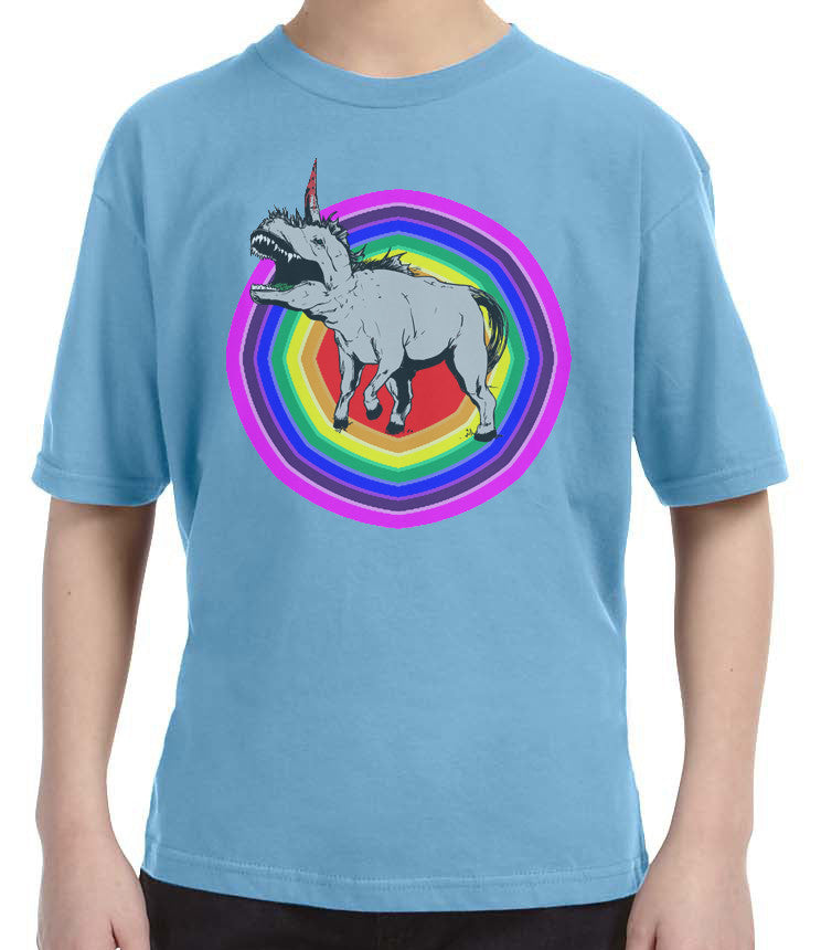 Kids Dinocorn Shirt