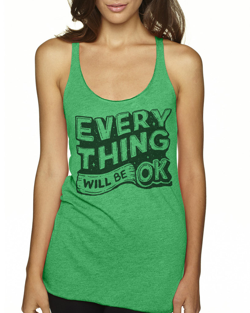 Everything will be ok Tank Top