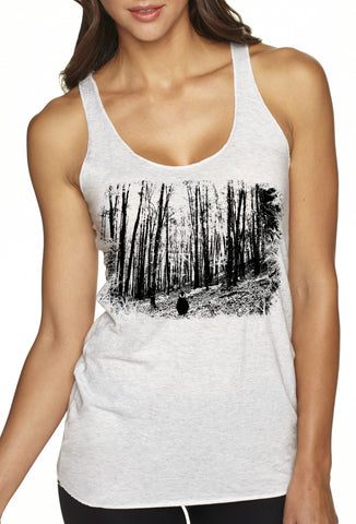 Lost Penguin Racerback Tank Top