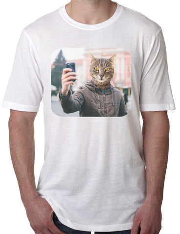 Selfie Cat T-Shirt