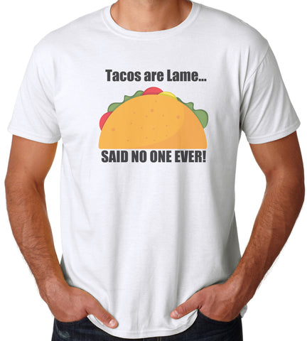 Tacos are Lame T-shirt