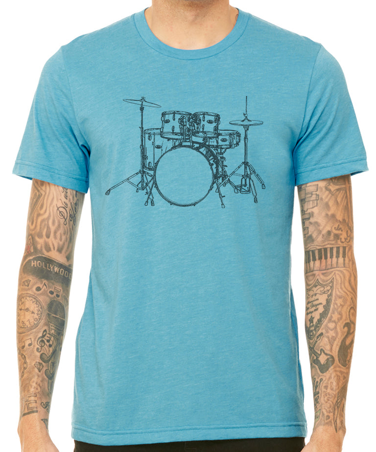 Drum Set T-shirt