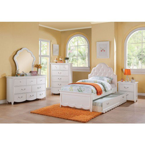 CECILIE TRUNDLE  BEDROOM #501
