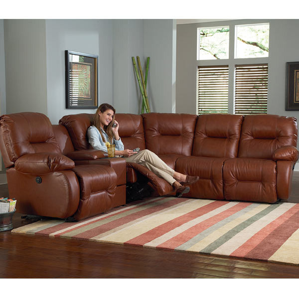 BEST BRINLEY SECTIONAL #023