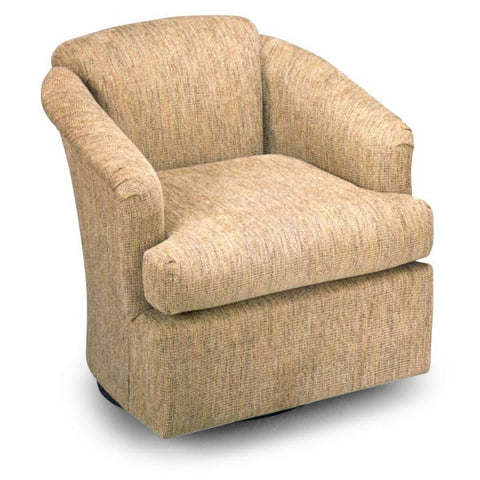 CASS BARREL SWIVEL CHAIR