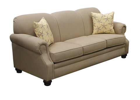 CAPRIS SOFA OR SLEEPER TIGHT BACK -006