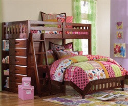 DISCOVERY LOFT BUNK BED