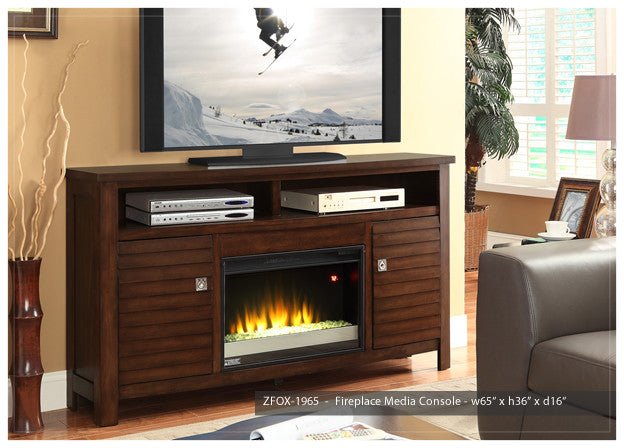 FIRE FOX TV CONSOLE