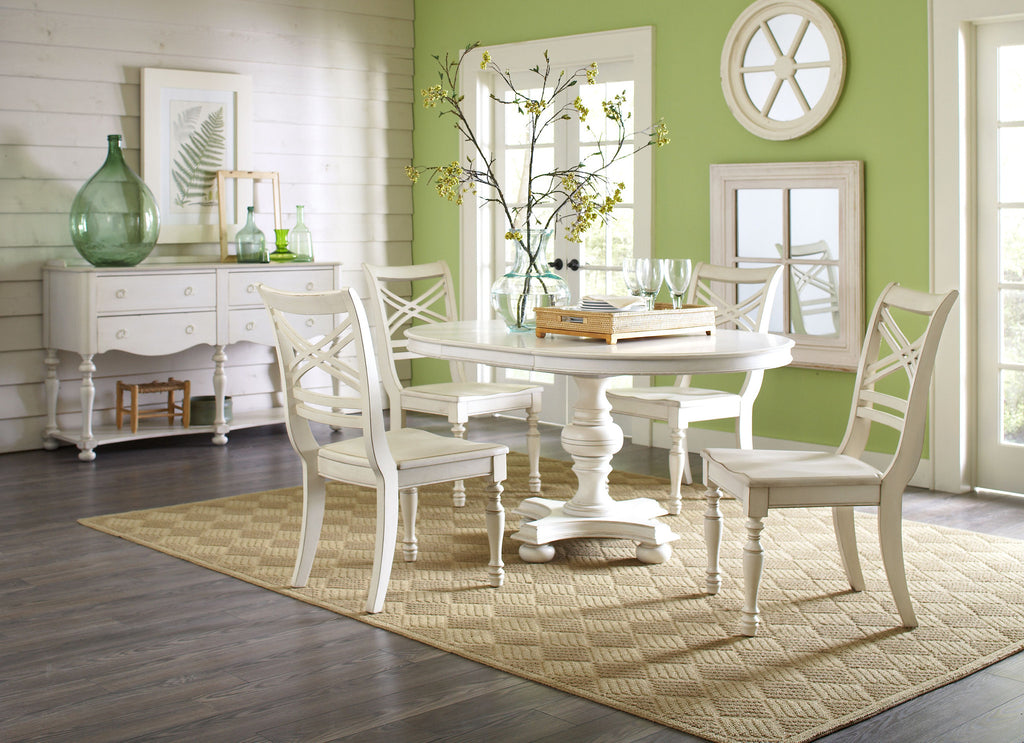 Placid Cove Dining Room Collection In Honeysuckle Finish