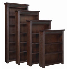 CANYON RIDGE BOOKCASES