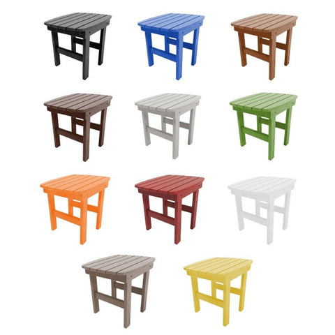 ADIRONDACK DURAWOOD ESSENTIALS SIDE TABLES