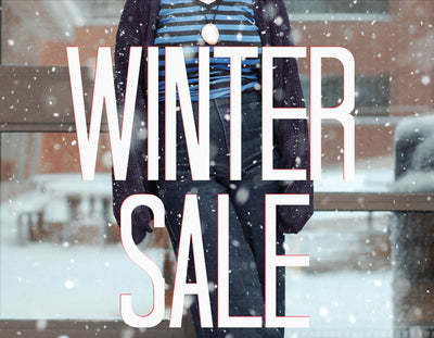 Winter Sale + Clearance!