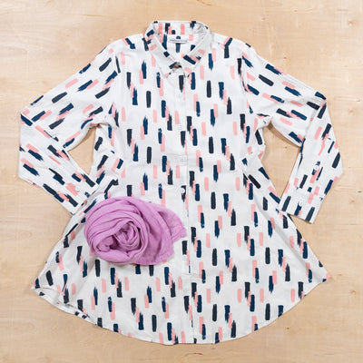 100% Cotton tops and dresses from Tulip