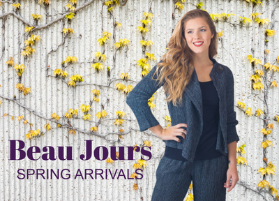 Beau Jours - New Spring Arrivals!