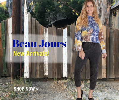 Get Edgy with Beau Jours by Chalet!