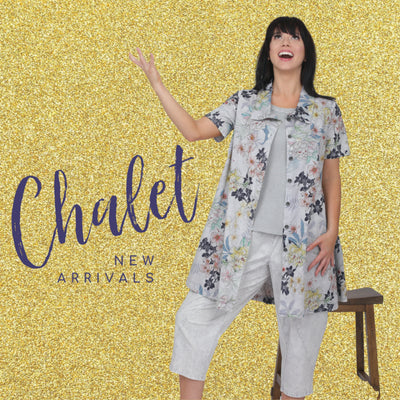 Chalet and Beau Jours: New Arrivals for Spring 2020