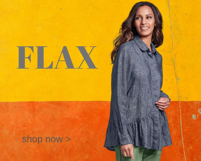 Perk up your Fall with FLAX, Tonlé, Planet!