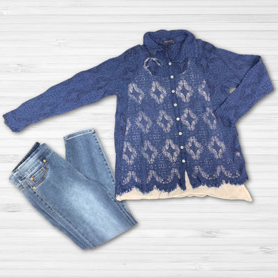 Shades of Blue: Cut Loose, CP Shades & Tribal