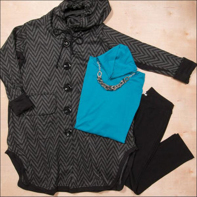 Novelty Plaids & Jackets - TULIP Clothing