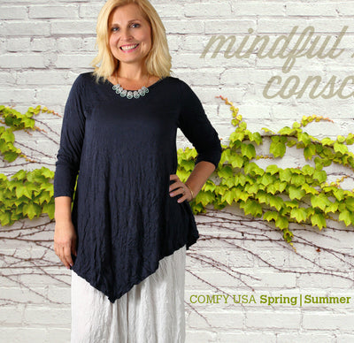 Comfy USA Restock! New Arrivals: Urban FLAX, Tulip & more