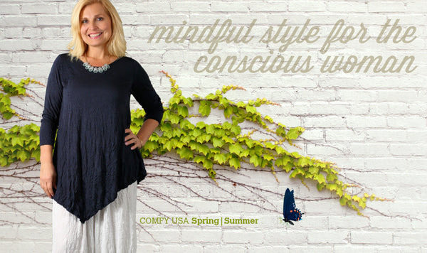 Comfy USA at LISSA the shop