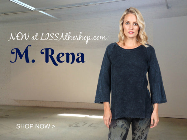 M. Rena at LISSAtheshop.com