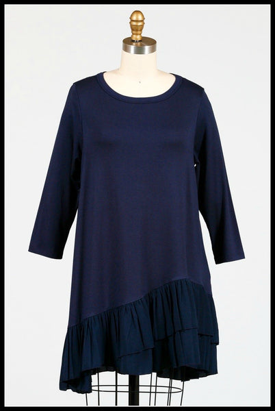 Comfy USA Daniela Tunic top available for sale online now at LISSAtheshop.com.
