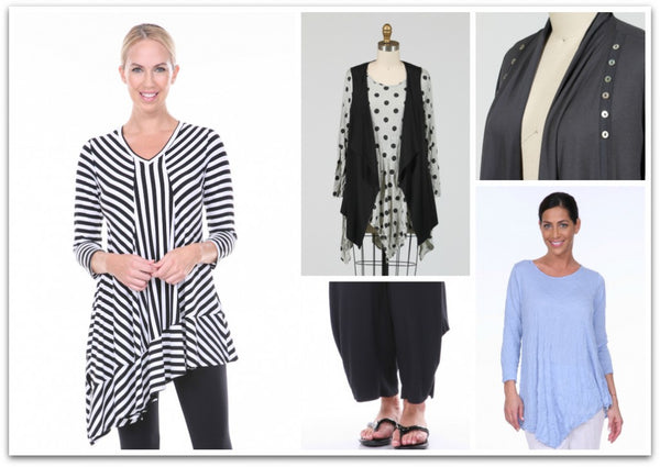 Comfy USA - New Arrivals at LISSA the shop!