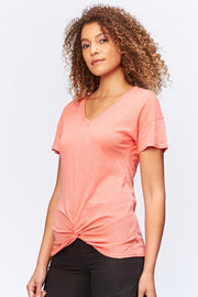 XCVI Wearables Charity Tee (Cotton/Modal), Multiple Colors