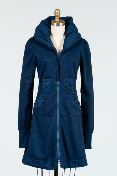 Prairie Underground Long Cloak Hoodie (French Terry)