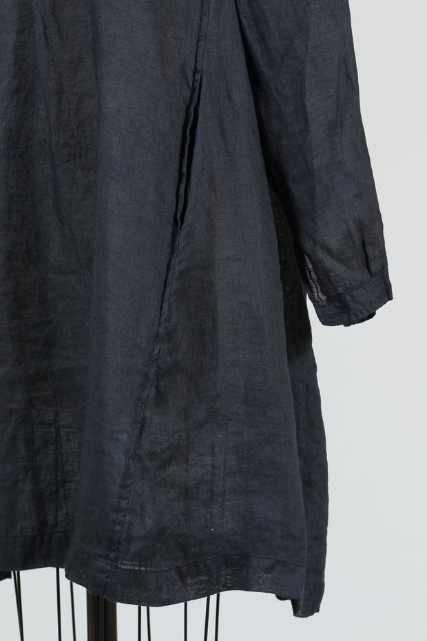 CP Shades Jasmine Tunic Top (Linen), {Ink/Black}