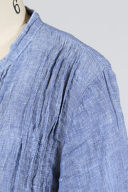 CP Shades Regina Tunic Tops (Chambray Linen), Multiple Colors