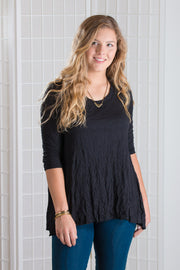 Chalet Mackenzie Top (Crinkle), Multiple Colors