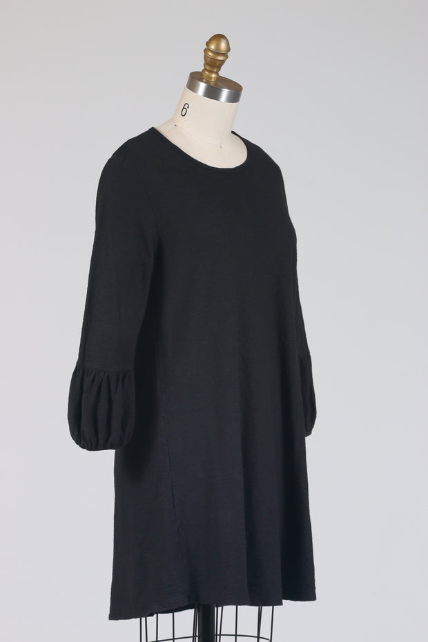 Cut Loose Bubble Sleeve Tunic, Multiple Colors