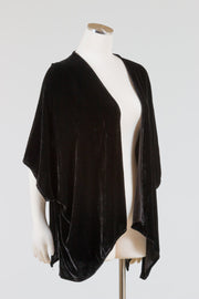 Cut Loose One Size Shawl Cardi (Velvet)