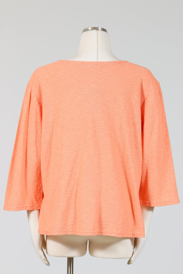 Cut Loose Boxy Tuck Top