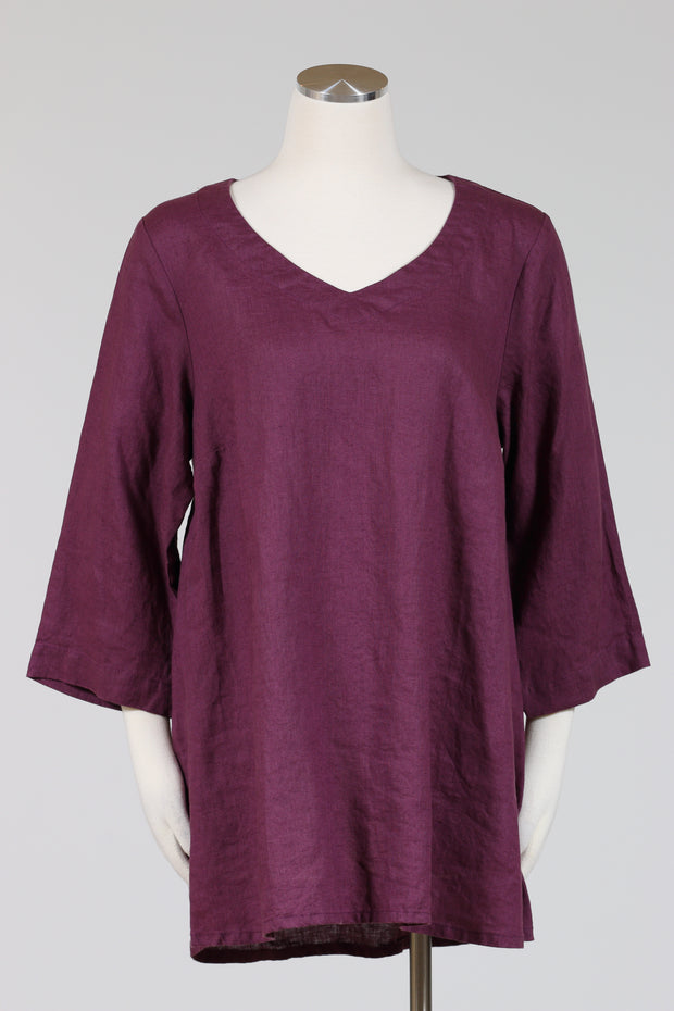 FLAX Bloom Tunic, Multiple Colors