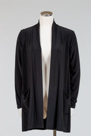 Sympli Go To Cardigan Long (Jersey)