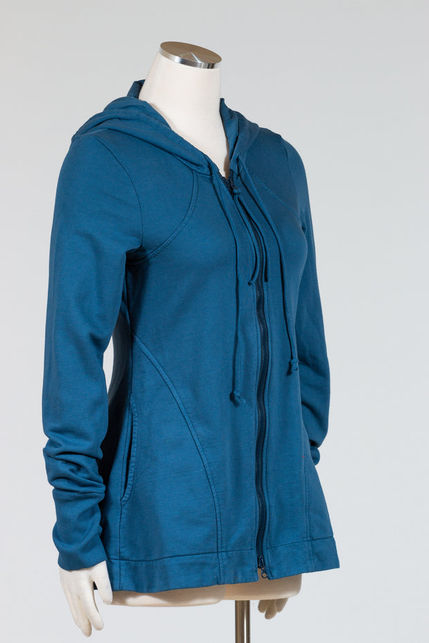 Prairie Underground Mid-Hedgerow Hoodie (French Terry){Marine}