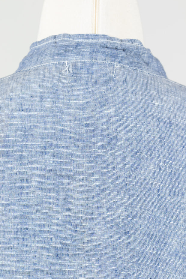 CP Shades Jasmine Tunic Top (Chambray Linen)