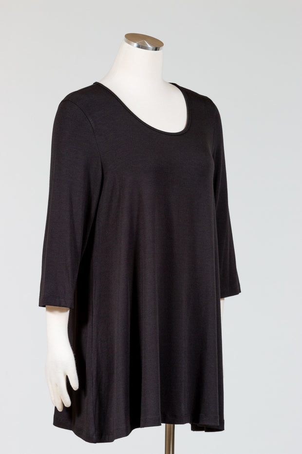 Chalet Basic 3/4 Sleeve Tunic (Modal)