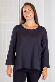 Habitat Pieced Tunic Tee (Cotton)