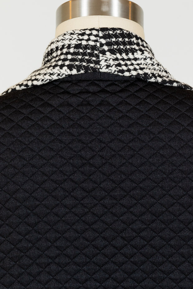 Chalet Zuima Vest (Quilted) {Grid Mix}