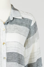 Habitat Pleat Sleeve Shirt {Dusk}