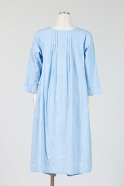 Tulip Lexi Dress (Cotton) {Blue Chambray}