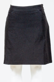Tribal Pull on Skort {Black}