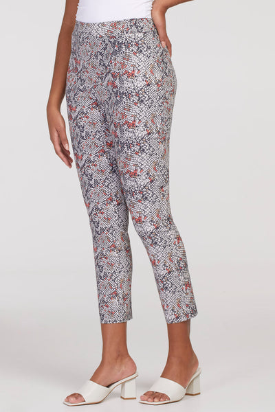 Tribal Flatten it Ankle Pant {Punch Print} InfoDraft