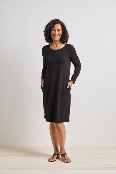 Habitat Go-To Dress (Core Basic), Multiple Colors