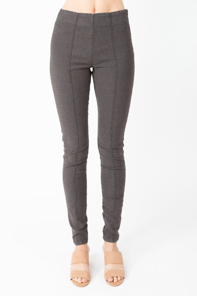 Prairie Underground Cigarette Long Leggings (Stretch Cotton Denim)
