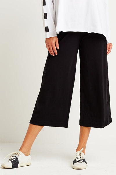 PLANET by Lauren G. Gaucho Pant (Cotton)